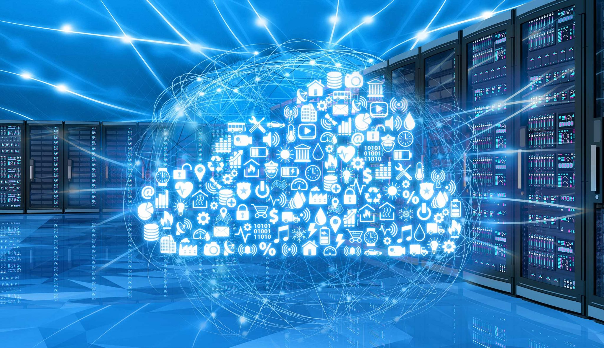 The Benefits and Risks of Cloud Computing